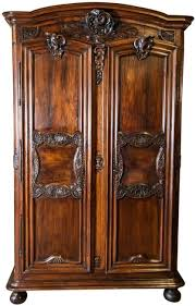 French Provincial Armoire Lolo French Antiques Exceptional Lyonnaise Louis Xv Period Chateau