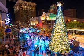 christmas lights in phoenix 2017 cityskate pairs with phoenix art museum and community