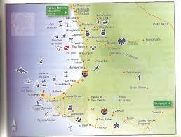 Galapagos Map Ecuador Getting Your Bearings Www Becominganexpat Com Becoming