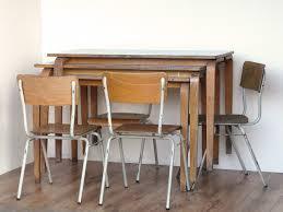 School Dining Room Furniture Vintage School Dining Table Vintage Tables Desks Scaramanga