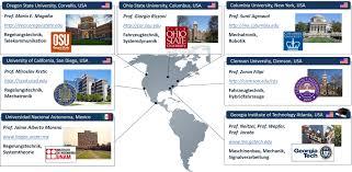 Clemson University Map Abschlussarbeiten Institut Für Systemdynamik Universität Stuttgart