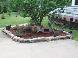 landscaping around trees search garden ideas