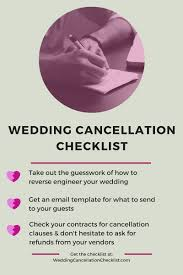 wedding quotes pdf cancelling your wedding archives robyn baldwin