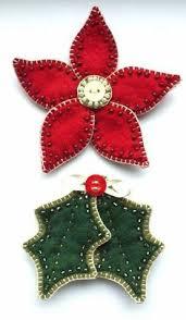 image result for scandinavian felt ornaments ideas
