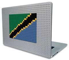 Tanzanian Flag Flag Of Tanzania Pixel Art U2013 Brik