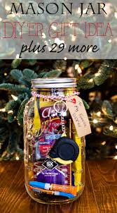 Food Gifts For Christmas Mason Jar Gift For The Diy Lover Domestically Speaking