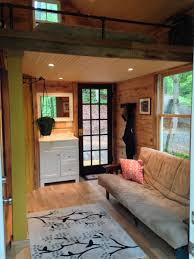Loft Houses by A 180 Square Feet Tiny House In Canton Georgia Designed By Otter