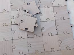 free puzzle piece template 25 large 2 inch blank puzzle pieces wedding guest book puzzle zoom
