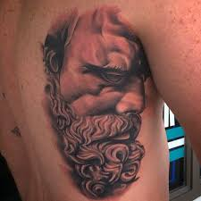 80 zeus tattoo designs for men a thunderbolt of ideas