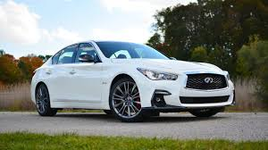 infiniti q50 2018 infiniti q50 red sport 400 review tragically flawed