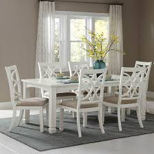 get perfect design of the white dining room set designinyou com these colors are also very attractive as replacement of pure white color so you can get the perfect designed white dining room set by using these tips