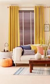 Mustard Colored Curtains Inspiration Yellow Curtains Gray Walls Linen Cotton Grommet Window Panel