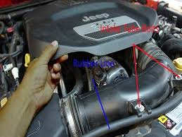 cold air intake for jeep jeep wrangler jk air intake review and how to install air intake
