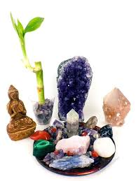 121 best crystal altars for you images on pinterest crystal