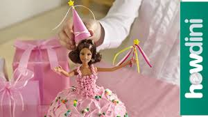 birthday cake ideas how to make a princess doll birthday cake