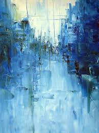 25 gorgeous blue abstract painting ideas on pinterest blue