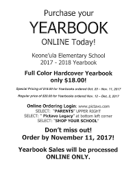 yearbooks online free keoneula news