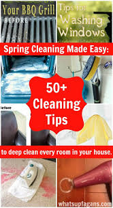 Spring Cleaning Tips 50 Spring Cleaning Tips And Tricks For Deep Cleaning Your House