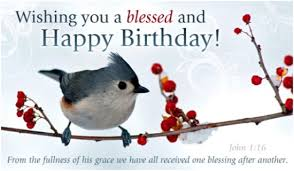 free blessed birthday ecard email free personalized birthday