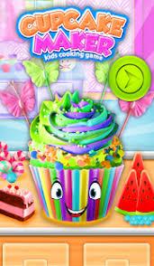 jeux de cuisine de cupcake télécharger cupcakes maker jeu de cuisine pour enfants apk mod 1 0