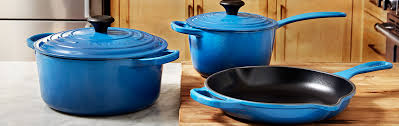 cast iron le creuset