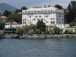 chambre d hote lac majeur grand hôtel majestic vue depuis le lac majeur photo de grand hotel