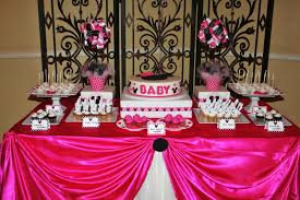 Baby Shower Decor Ideas by Minnie Mouse Baby Shower Decorations Baby Shower Decoration Ideas