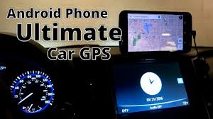 what is an android tablet turn your android phone tablet into the ultimate car gps