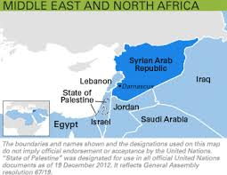 middle east map united nations unicef humanitarian for children syrian arab republic