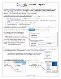docs resume templates resume template chrome fresh resume templates unique