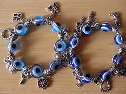 evil eye charm bracelet images Various greek spinning evil eye charm bracelets turkish nazar jpg
