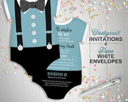 unique invitations view bodysuit invitations by littlebeesgraphics on etsy