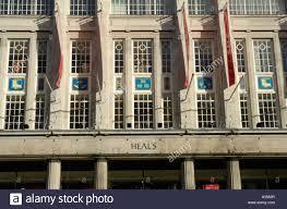 Tottenham Court Road Interior Shops Art Deco Exterior Of Heal U0027s Furniture Store In Tottenham Court