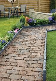 Patio Edging Options by Garden Edgers Garden Edging U2013 How To Do It Like A Pro Patio Edgers