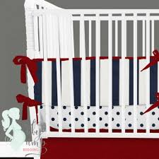 blankets u0026 swaddlings solid navy crib bumper pad also navy