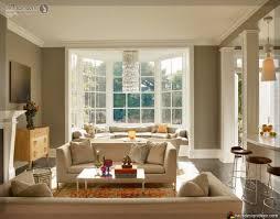 Wohnzimmer Ideen Fenster Wohnzimmer Fenster Haus Design Ideen