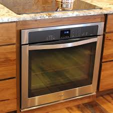 Double Wall Oven Cabinet Contemporary Kitchen Appliance Kenwood Buil In Oven Double Wall