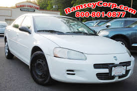 used 2002 dodge stratus for sale west milford nj
