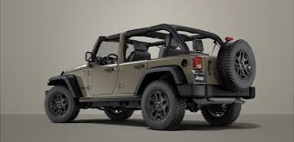 jeep wrangler 4 door top off 2017 jeep wrangler willys wheeler limited edition