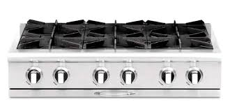 Thermador Cooktop With Griddle Best 36 Inch Professional Rangetops Reviews Ratings Prices