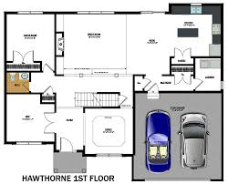 the hawthorne by rosewood home builders custom house plans