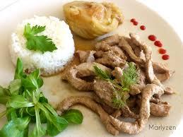 cuisine au gingembre sauté de porc au gingembre marlyzen cuisine revisitée