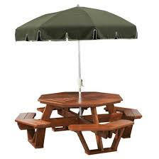 Woodworking Plans For Octagon Picnic Table by Best 25 Octagon Picnic Table Ideas On Pinterest Picnic Table