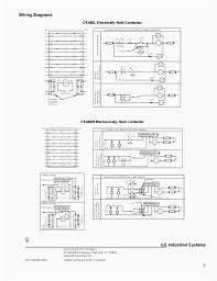 how to wire contactor and overload relay in wiring diagram of