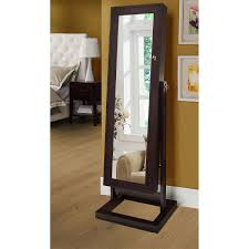 Jewelry Mirror Armoire Jewellery Armoires Costco