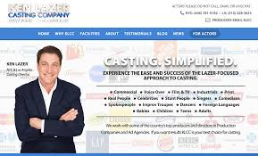 Nyc Production Companies Ken Lazer Casting Company Leading Casting Director Nyc