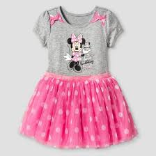 minnie mouse birthday toddler minnie mouse birthday dress gray target