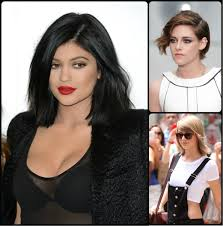 stars prefer short hairstyles for summer fall 2015 hairstyles