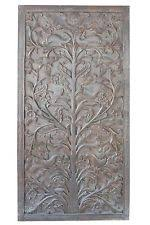wooden asian oriental floral u0026 garden wall sculptures ebay