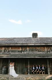 Wedding Venues In Knoxville Tn Relaxed Backyard Wedding Reception